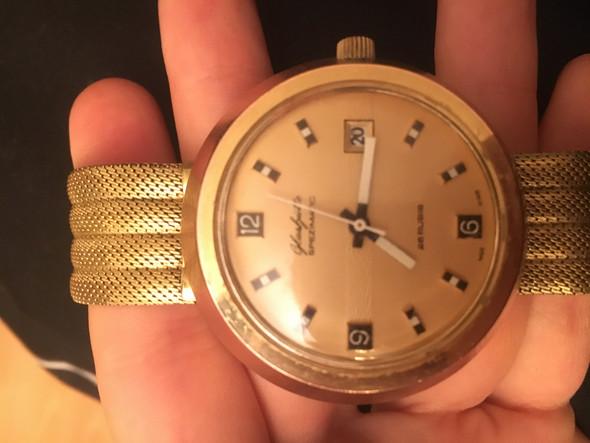 Uhrenwert feststellen?