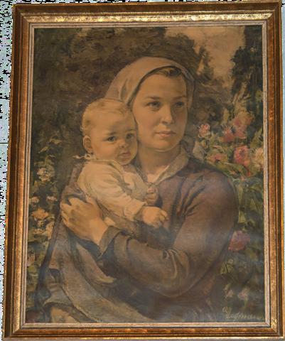 Unbekanntes Gemälde - (Bilder, Kunst, Künstler)