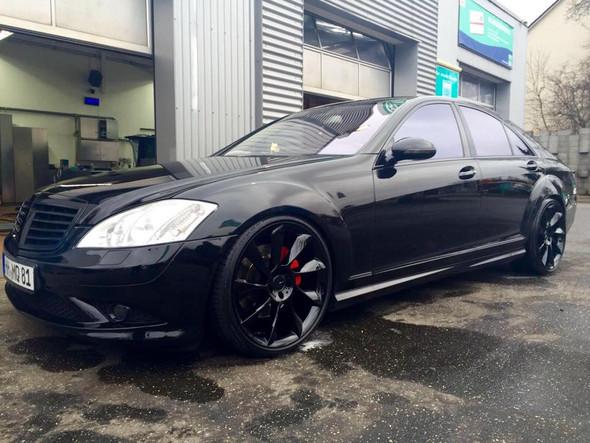 Mercedes - (Auto, KFZ, Tuning)