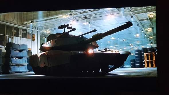Um was für einen Panzer handelt es sich hier?