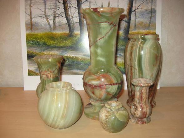 Vasen und deren Wert? - (Kunst, Wert, Material)