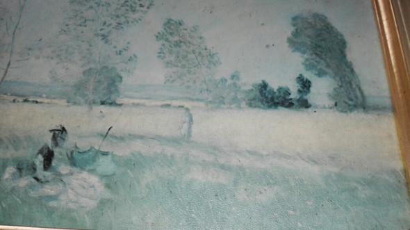 Bild 4 - (Kunst, Malerei, Gemälde)