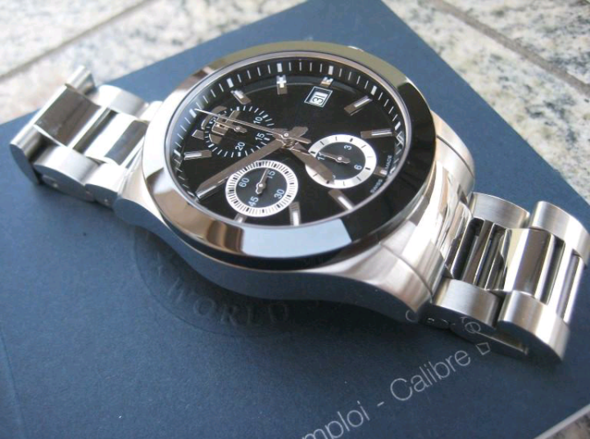 Uhr  - (Uhr, Armbanduhr)