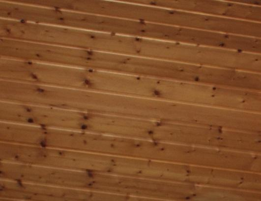 Holzdecke - (Haus, Decke, Anstrich)