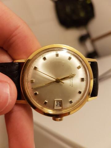 Das ist die Uhr  - (Uhr, Armbanduhr, Junghans)