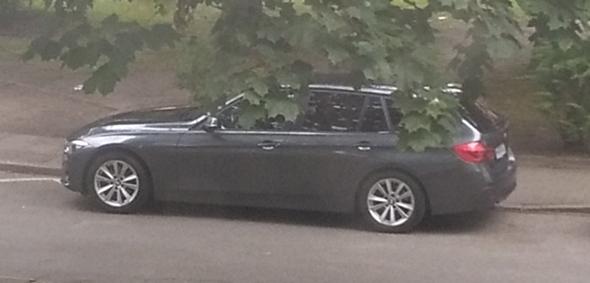 Um welches Fahrzeug-Modell handelt es sich hierbei?
