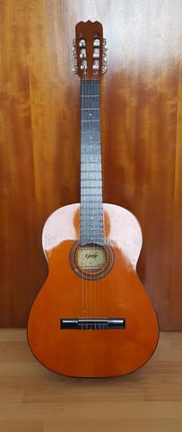 Hopf-Gitarre - (Gitarre, Musikinstrumente)