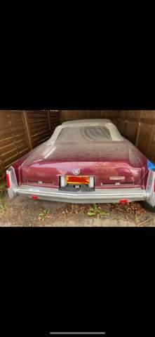 Um welches Model handelt es sich (Auto; Cadillac)?