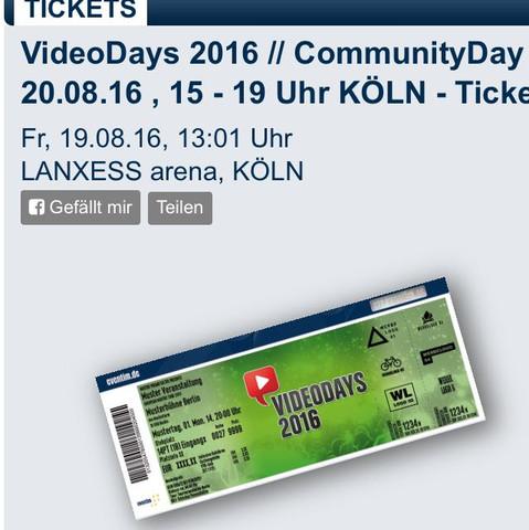 Dort oben steht dass - (Ticket, Köln, Uhrzeit)