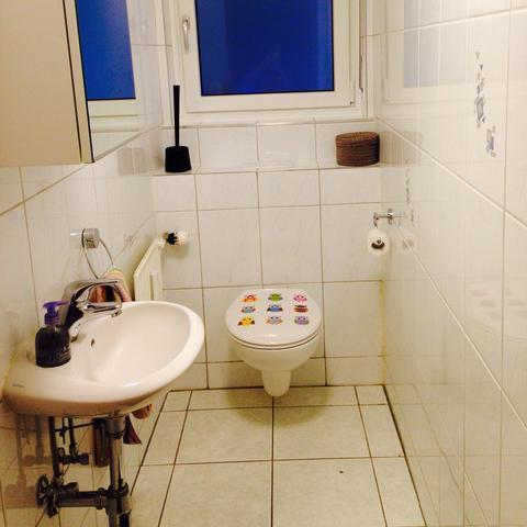 umbau g ste wc waschmaschine. Black Bedroom Furniture Sets. Home Design Ideas