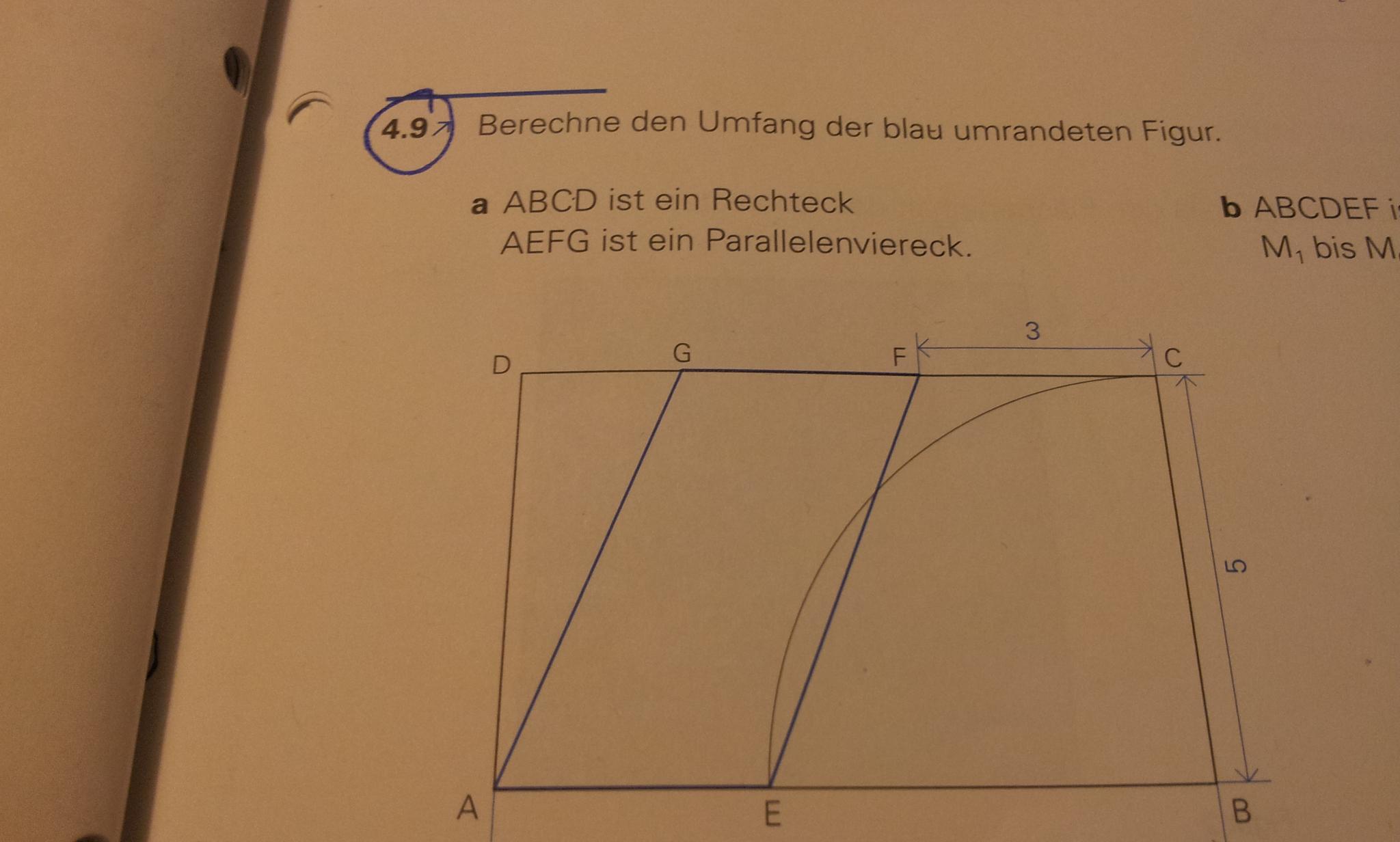 umfang berechnen rechteck berechnen von umfang und fl. Black Bedroom Furniture Sets. Home Design Ideas