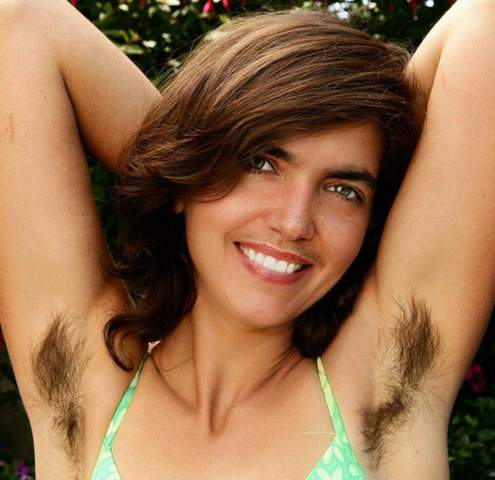 Survey - Hairy women attractive or not?