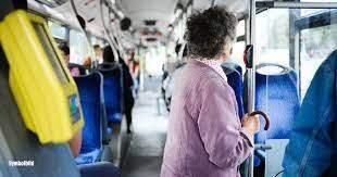 Umfrage-bietet ihr älteren Menschen eueren Sitzplatz in öffentlichen Verkehrsmittel an ?
