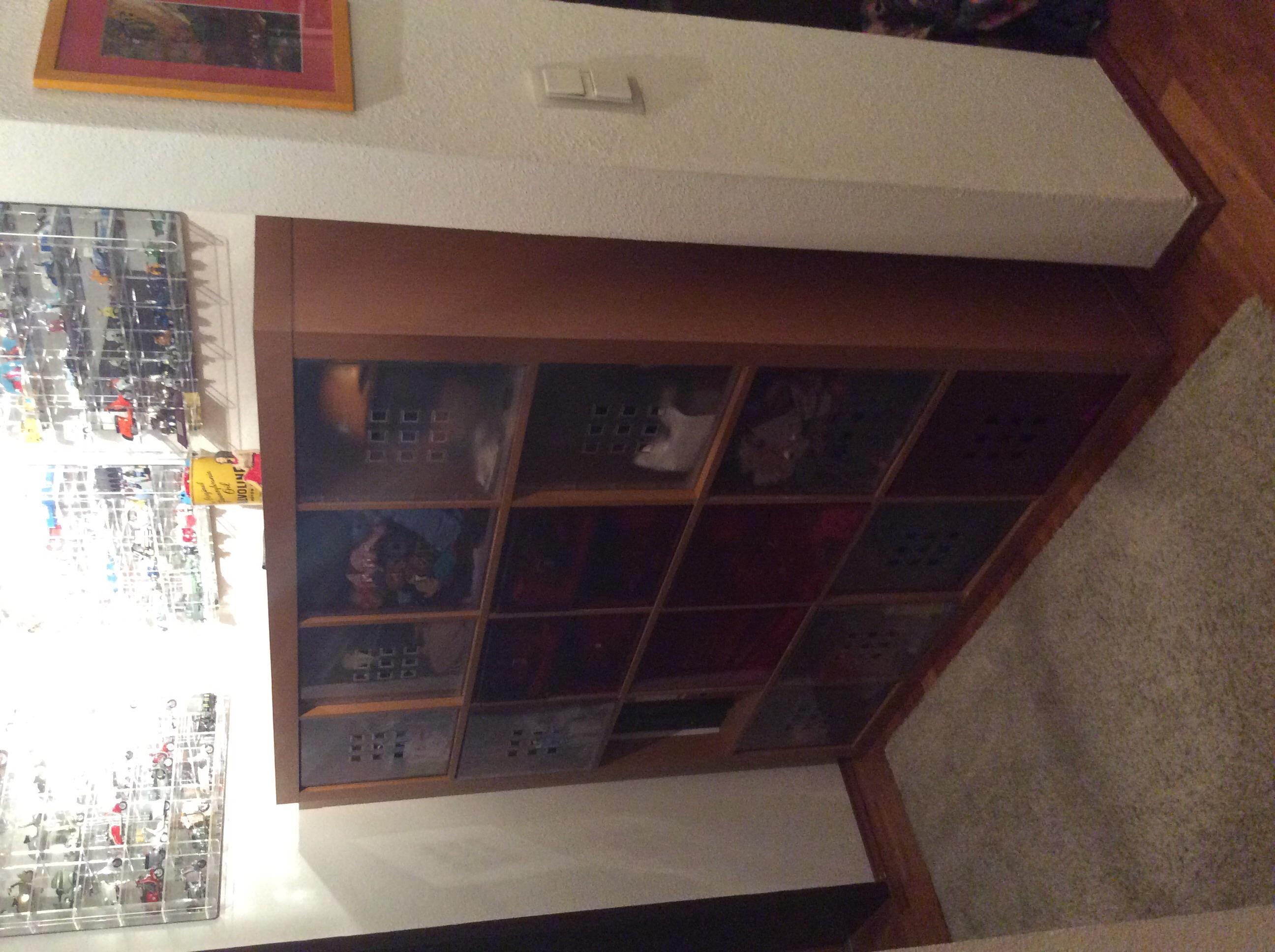umgestaltung ikea expedit regal front umgestalten haus m bel. Black Bedroom Furniture Sets. Home Design Ideas