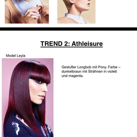 Die Frisur - (Frisur, Casting, modeln)