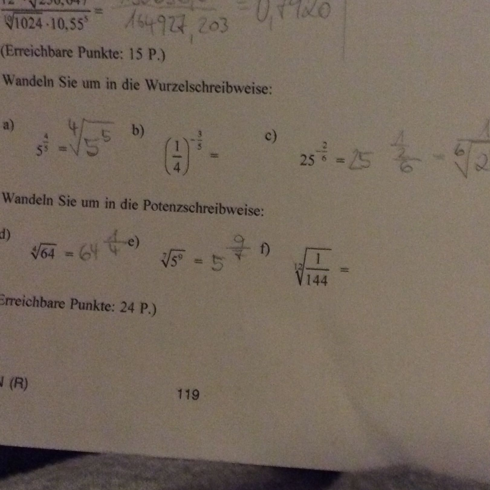 Wie Wandelt Man Brüche In Dezimalzahlen Um   Wie Wandelt Beispiel Dezimalzahlen In Bruche Um Mathe Bruch