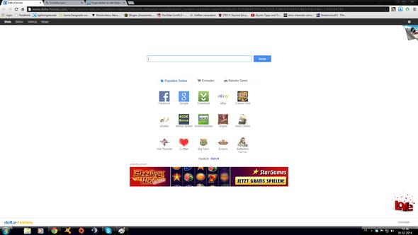 Delta Homes (Toolbar) - (Google, Browser, Google Chrome)
