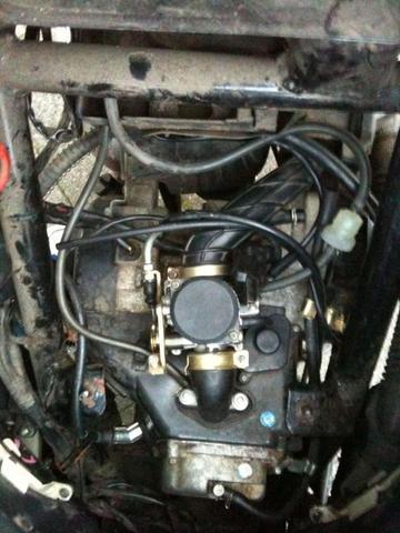 Vergaser eingebaut - (Roller, Benzin, Vergaser)