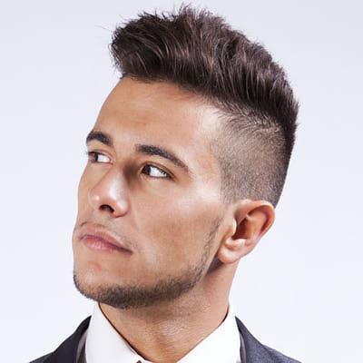 Undercut mit Übergang bei meinen Haaren (Jungs) ? (Haare, Männer, Frisur)