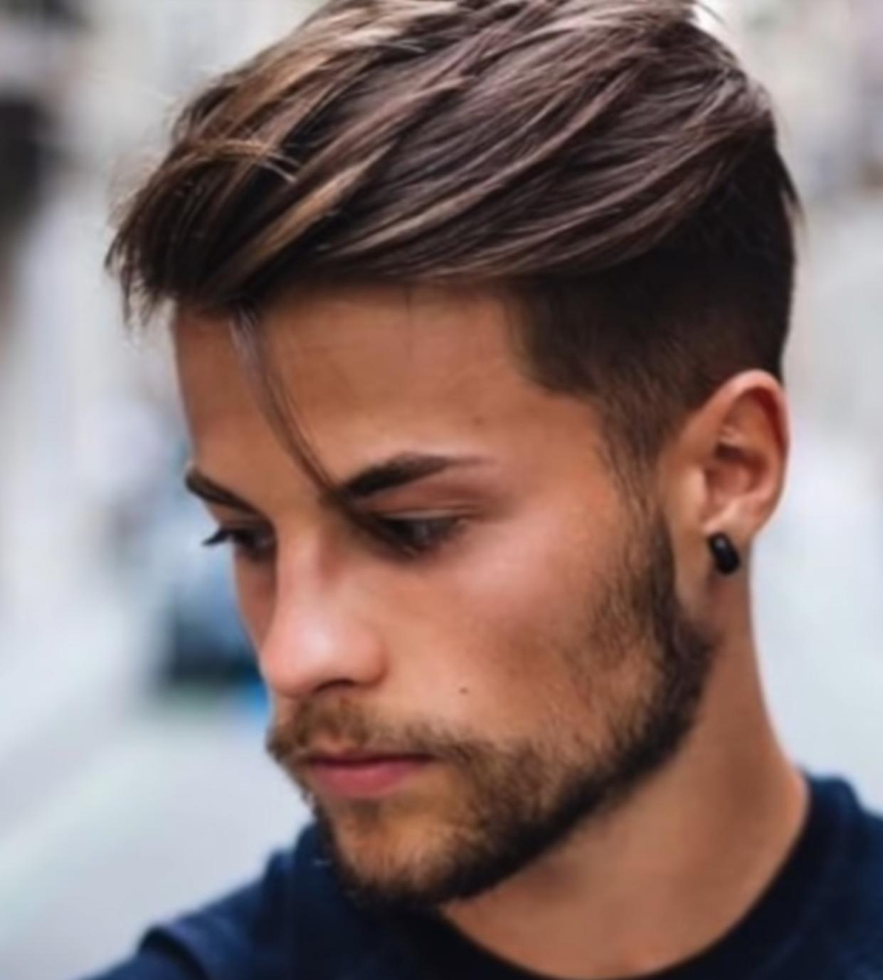 Undercut trotz dicken Haaren? (Haare, Männer, Frisur)