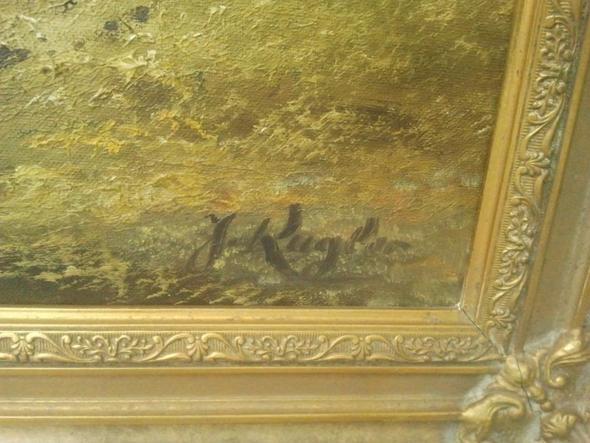 Bild 2 - (Kunst, Malerei, Gemälde)