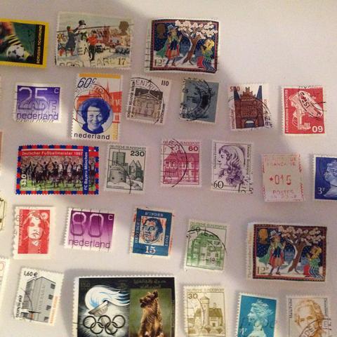 Bild3 - (Briefmarken, Sammlung)