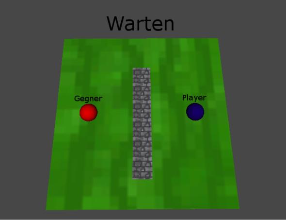 Hier soll der Gegner nichts machen, weil er den Player nicht sieht! - (PC, Technik, programmieren)