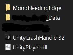 Unity schon exportiertes Spiel zurück zum Projekt?