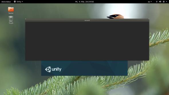 Problematik - (Linux, Ubuntu, Unity)