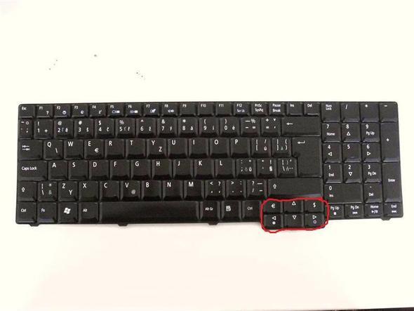 Tastatur. Selbstverständlich nicht meine. - (Tastatur, Funktion, Nutzlos)