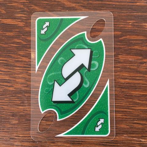 Retourkarte - (Spiele, Spiele und Gaming, Kartenspiel)