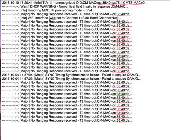 log - (WLAN, Router, kabel bw)