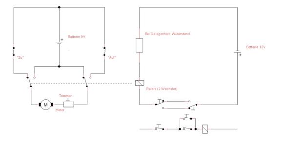 Unsicher beim Schaltplan (Computer, Physik, Elektronik)
