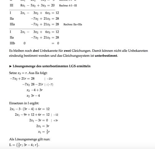 Danke - (Mathematik, Abitur, LGS)