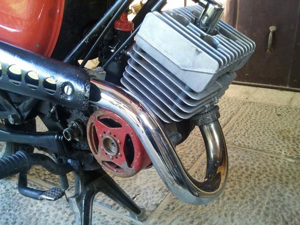 Bild 2 - (Elektronik, Motorrad, Elektrik)
