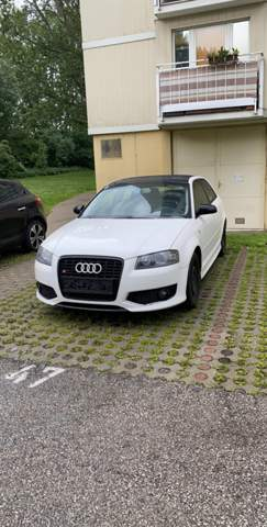 Unterschied Audi A3 und Audi S3? Was habe ich da steht A3, s3? Steht s für Sport?