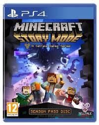 Unterschied Zwischen PS Minecraft Und Minecraft Story Mode Und Was - Minecraft spiele anschauen