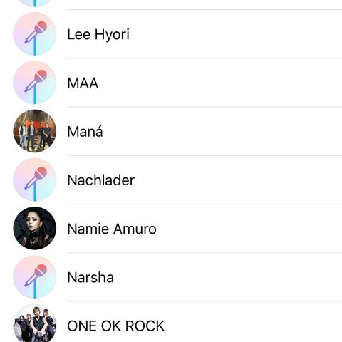 Künstler - (Musik, iPhone, Apple)