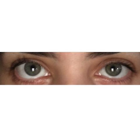 Bild : - (Augen, klein, groß)