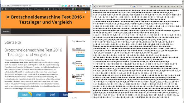 Browser - (Internet, Browser, Wordpress)