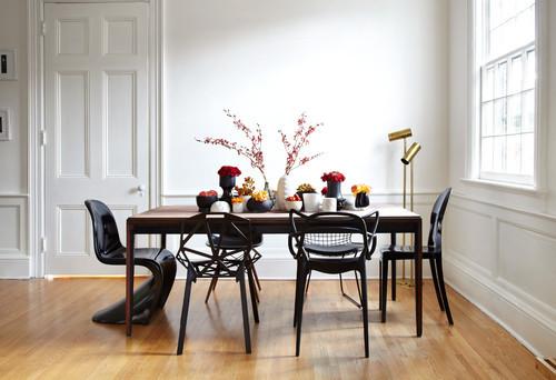 untersch. Formen - (Möbel, Holz, Stuhl)