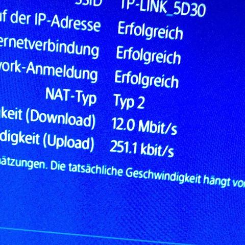 normalerweise liegt mein upload bei 3mb - (Internet, PS4, Router)
