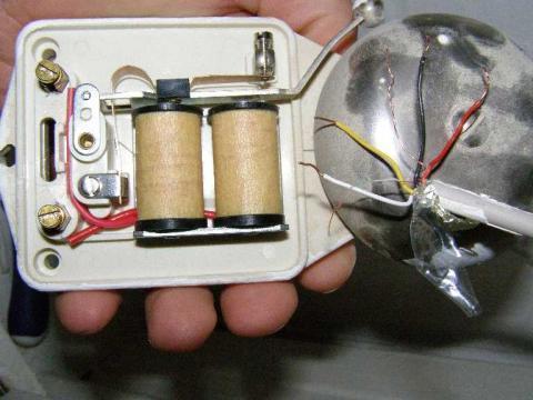 uralte klingel an ein 5 adriges kabel anschlie en elektrik t rklingel. Black Bedroom Furniture Sets. Home Design Ideas