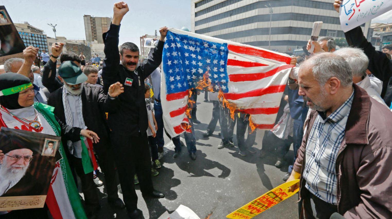 Trump Iran Krieg