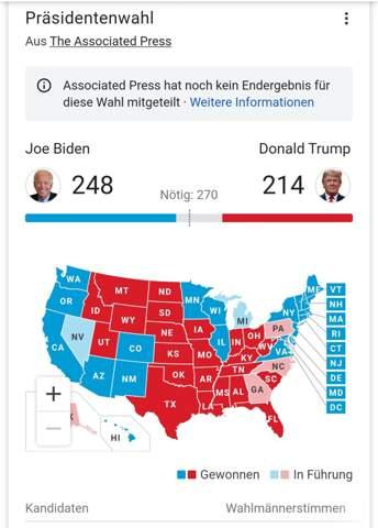 Wann Sind Wahlen In Usa