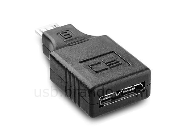 USB 3.0 Micro B - (EDV, USB 3.0)