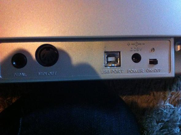 Eingänge - (USB, Keyboard, reparieren)