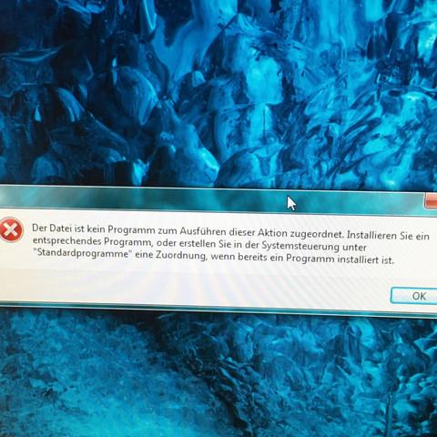Hier das Bild dazu - (Computer, PC, Windows)