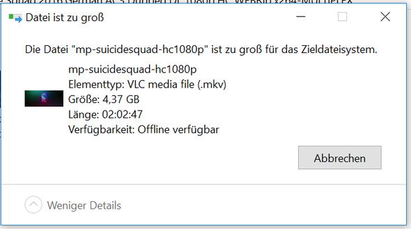 problem - (Computer, USB-Stick, Media)