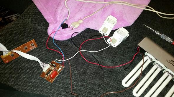 nagelhärtegerät - (Elektronik, UV-Lampen)